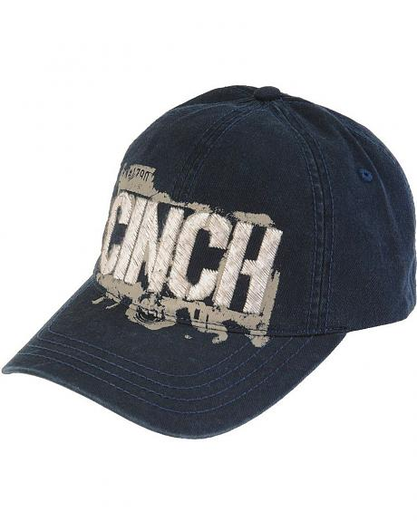 Cinch � Navy Cap