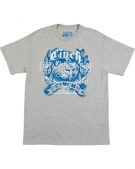 Cinch �  Company Logo T-Shirt