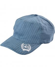 Cinch � Pinstripe Blue Cap