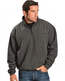 Cinch � Waffle Back Fleece Pullover