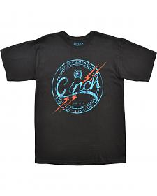 Cinch � Lightning Bolt Logo T-Shirt