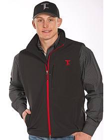 Tuf Cooper Performance Soft Shell and Fleece Vest