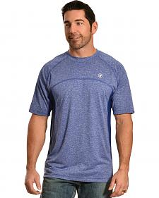 Ariat Men's TEK Charger Royal Blue T-Shirt