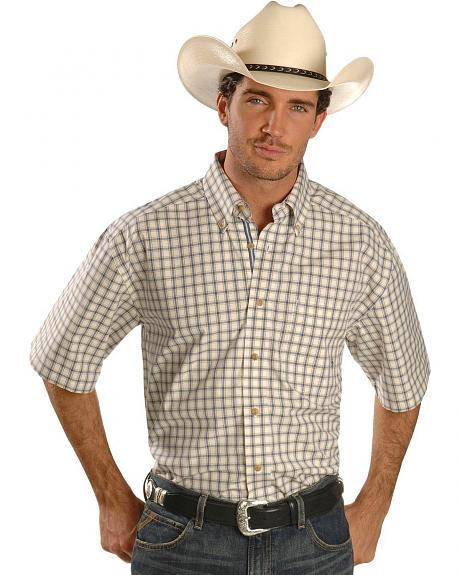 Ariat Kent Plaid Shirt