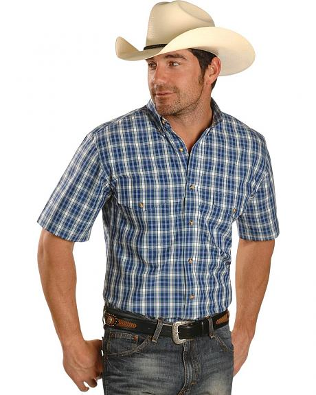 Exclusive Gibson Trading Co. Men's Plaid Shirt