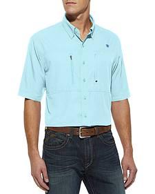 Ariat Men's Vented Tek Button-Up Shirt