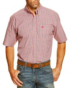Ariat Men's Halcion Short Sleeve Shirt
