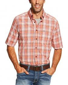 Ariat Men's Red Aaron Shirt