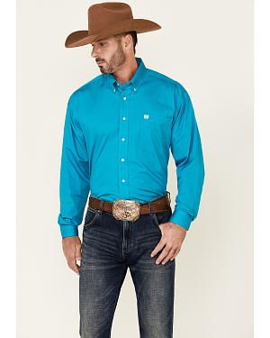 Cinch ® Solid Teal Shirt