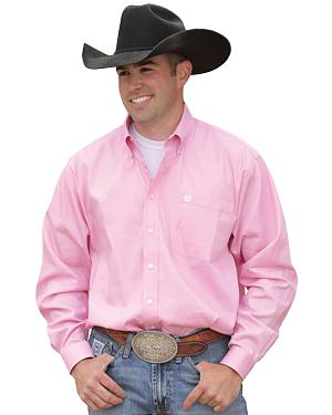 Cinch ® Light Pink Shirt
