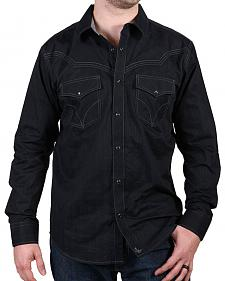 Cody James Men's Western Knight Long Sleeve Shirt