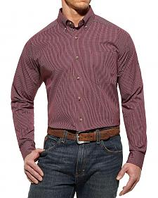 Ariat Cabernet Stuart Long Sleeve Shirt