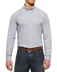 Ariat Small Check Plaid Shirt