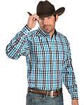 Panhandle Slim Tuf Cooper Performance Plaid Shirt