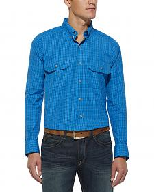 Ariat Pro Series Nash Double Pocket Snap Shirt