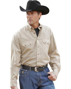Miller Ranch Fine Wool Western Shirt