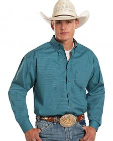 Panhandle Slim Tuf Cooper Performance Men's Long Sleeve Shirt