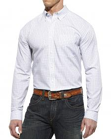 Ariat Wrinkle Free York Shirt