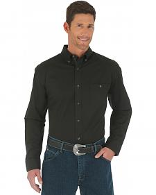 Wrangler Advanced Comfort Long Sleeve Shirt