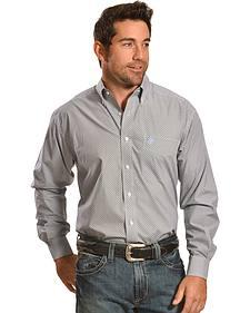 Ariat Pro Series Jonah Print Classic Fit Western Shirt