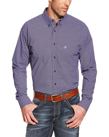 Ariat Men's Oakhurst Long Sleeve Shirt