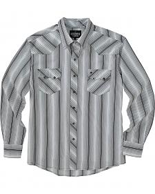Garth Brooks Sevens by Cinch Black Stripe Western Shirt