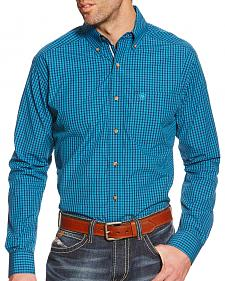 Ariat Men's Plaid Pro Series Waverly Performance Shirt