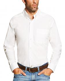 Ariat Men's White Alden Shirt