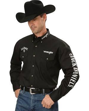Wrangler Jack Daniel