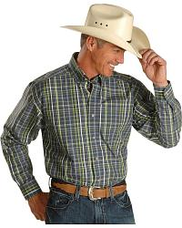Ariat Braden Plaid Western Shirt at Sheplers
