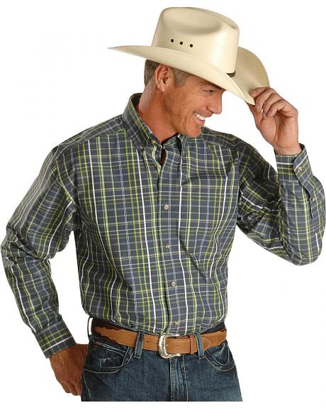Ariat Braden Plaid Western Shirt