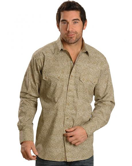 Ariat Retro Paisley Western Shirt
