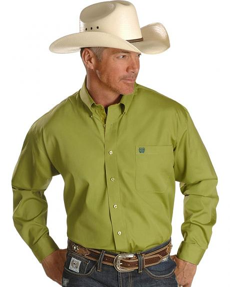 Cinch � Classic Solid Oxford Shirt