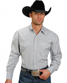 Stetson Snap Check Shirt