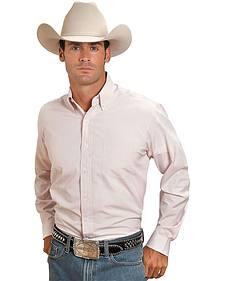 Stetson Plaid Button Shirt