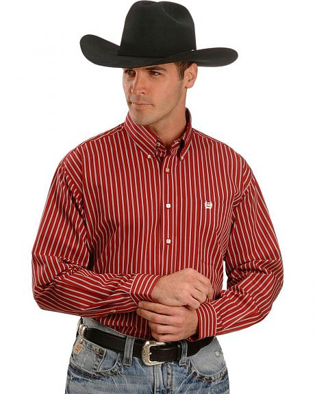 Cinch ® Bold Stripe Shirt