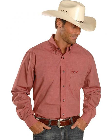 Trevor Brazile Relentless by Wrangler Classic Shirt