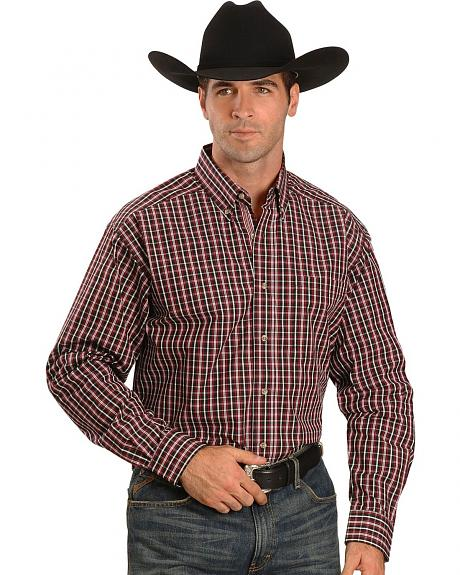 Ariat Wyatt Plaid Shirt