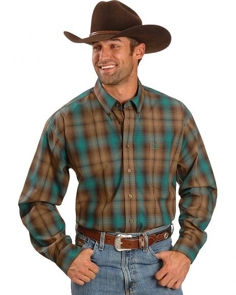 Cinch � Everglade Plaid Shirt