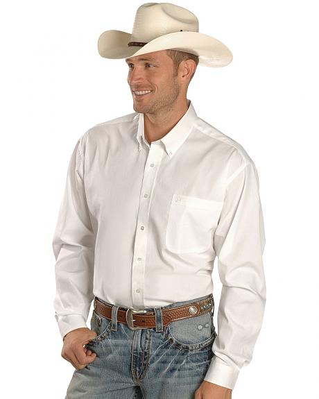 Cinch � Solid Weave Shirt