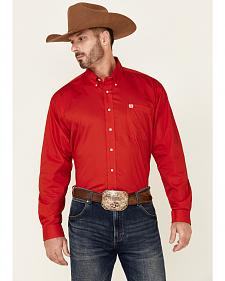 Cinch � Solid Weave Shirt