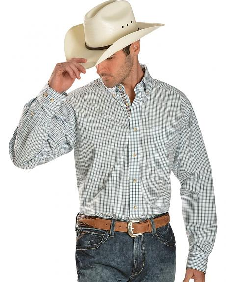 Ariat Durant Checked Long Sleeve Shirt