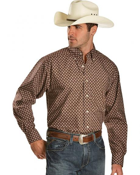 Ariat Emerson Print Long Sleeve Shirt