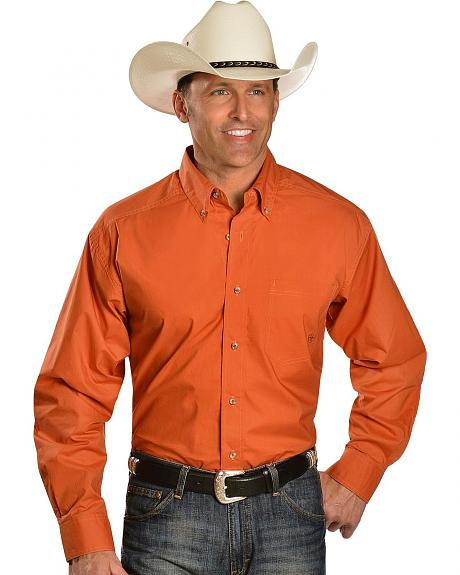 Ariat Foxtail Solid Twill Shirt