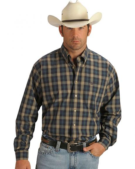 Cinch ®  Forest Plaid Shirt