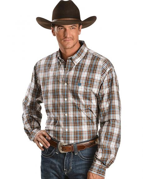Cinch ® Multi Plaid Shirt