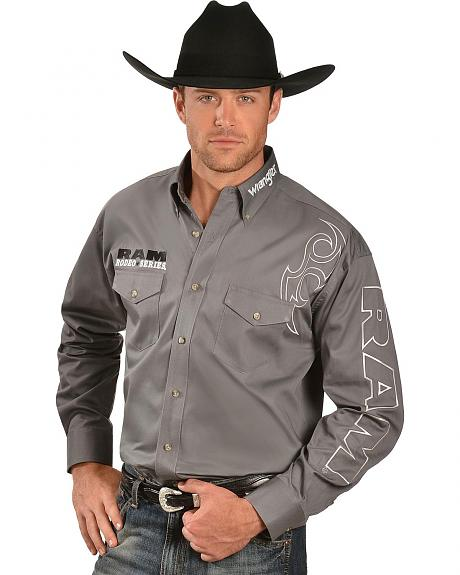 Wrangler Ram Rodeo Series Shirt