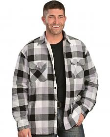 Woodland Trail Sherpa Lined Flannel Shirt