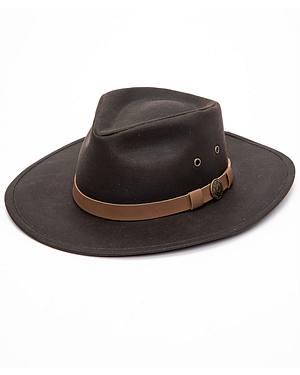 Outback Trading Co. Kodiak Oilskin Hat
