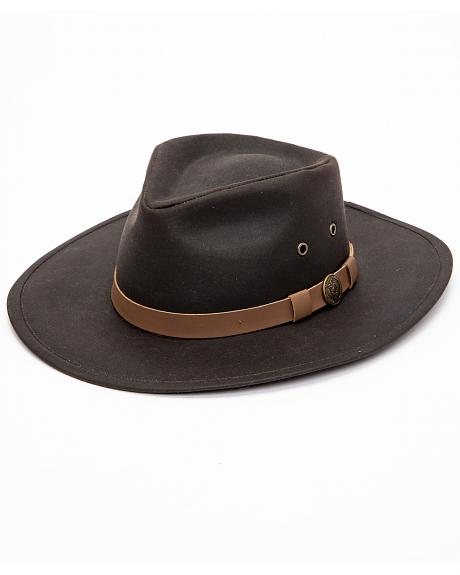 Outback Trading Co. Kodiak Oilskin Hat